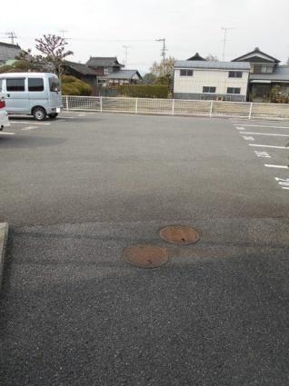 アビテ三喜・石田[3DK/54.92m2]の駐車場
