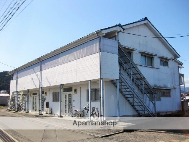 愛媛県西条市の築41年 2階建の賃貸アパート