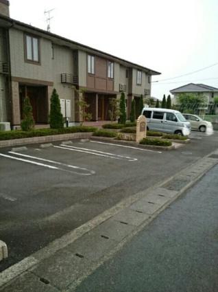 カーサ・フェリーチェ[2DK/46.24m2]の駐車場
