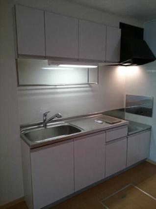 カーサ・フェリーチェ[2DK/46.24m2]のキッチン