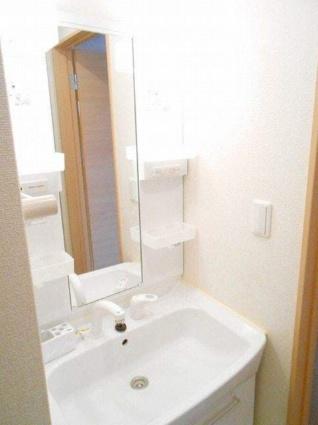 プラシード カーサ Ⅱ[2DK/46.79m2]の洗面所