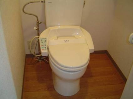 プルミエール ie[2LDK/51.3m2]のトイレ