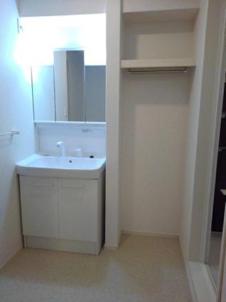 プラシード カーサ Ⅷ[1LDK/50.06m2]の洗面所