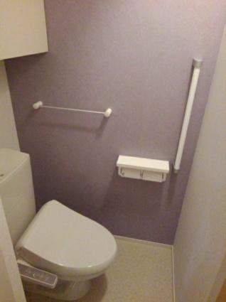 プラシード カーサ Ⅷ[1LDK/50.06m2]のトイレ