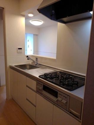 プラシード カーサ Ⅹ[1LDK/50.06m2]のキッチン
