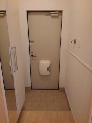 プラシード カーサ Ⅹ[1LDK/50.06m2]の玄関