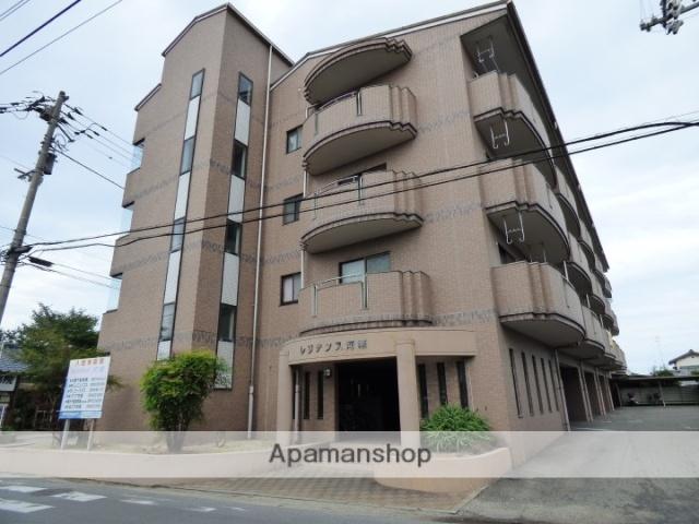 愛媛県今治市、今治駅徒歩26分の築21年 4階建の賃貸マンション