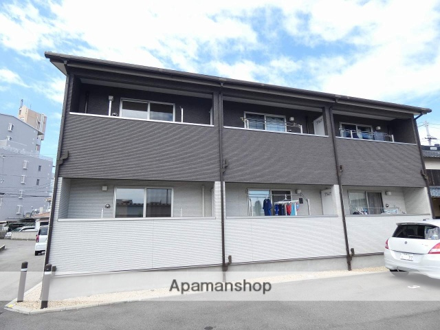愛媛県今治市の新築 2階建の賃貸アパート