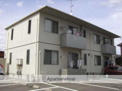 愛媛県今治市、伊予富田駅徒歩20分の築11年 2階建の賃貸アパート