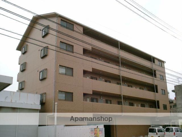 愛媛県今治市、大西駅徒歩35分の築16年 5階建の賃貸マンション