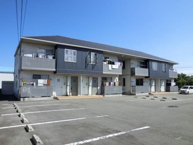 愛媛県今治市、伊予桜井駅徒歩30分の築11年 2階建の賃貸アパート