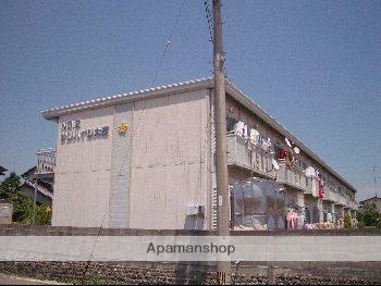 愛媛県今治市、大西駅徒歩20分の築27年 2階建の賃貸アパート