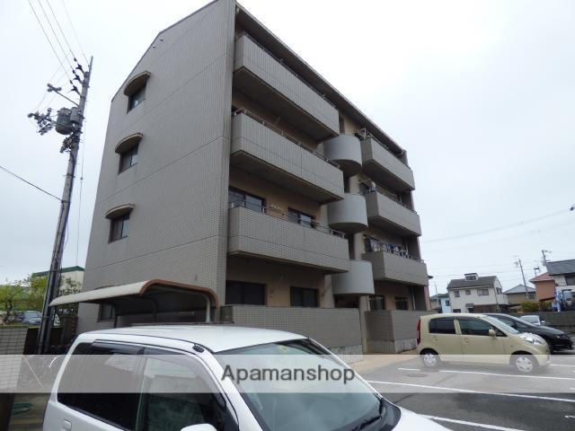 愛媛県今治市、伊予桜井駅徒歩8分の築20年 4階建の賃貸アパート