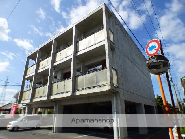 愛媛県今治市、今治駅徒歩28分の築21年 3階建の賃貸マンション