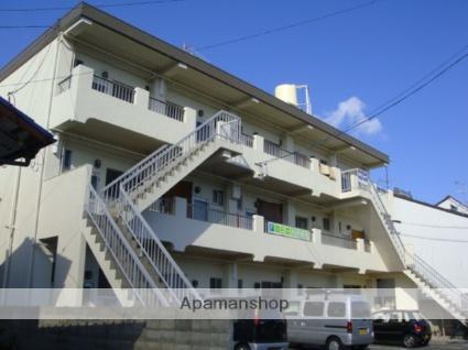 愛媛県今治市、伊予富田駅徒歩37分の築39年 3階建の賃貸マンション