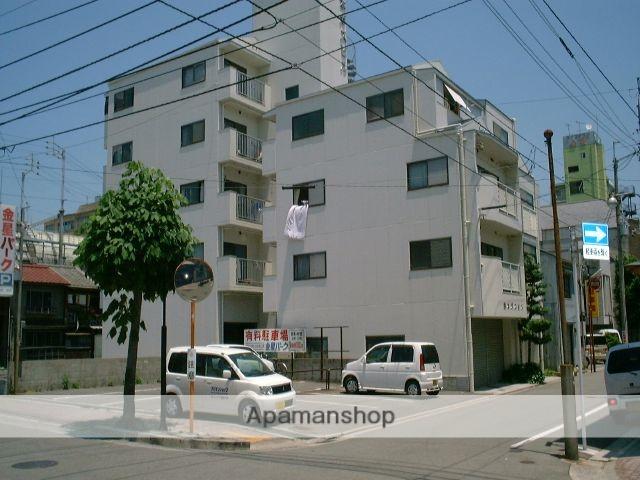 愛媛県今治市、今治駅徒歩14分の築26年 5階建の賃貸マンション