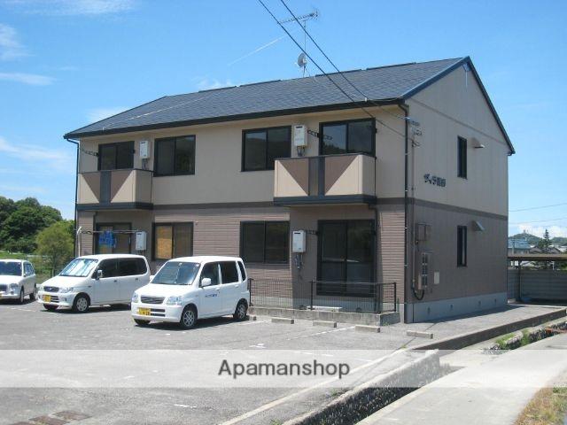 愛媛県今治市、波止浜駅徒歩8分の築19年 2階建の賃貸アパート