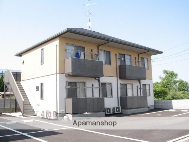 愛媛県今治市、伊予桜井駅徒歩20分の築11年 2階建の賃貸アパート