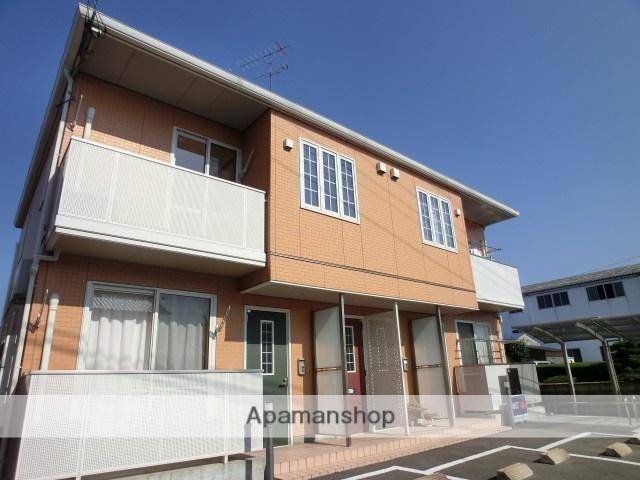 愛媛県今治市、大西駅徒歩13分の築10年 2階建の賃貸アパート