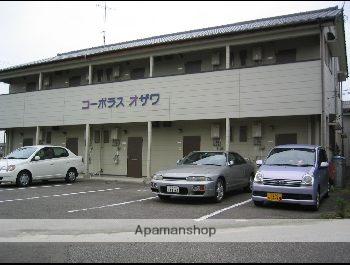 愛媛県今治市、伊予富田駅徒歩16分の築21年 2階建の賃貸アパート