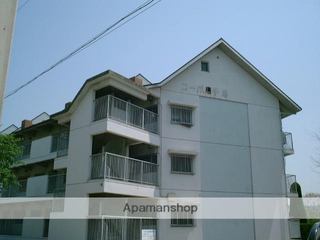 愛媛県今治市、伊予富田駅徒歩34分の築31年 3階建の賃貸マンション