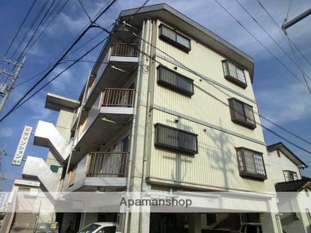 愛媛県今治市、伊予桜井駅徒歩9分の築20年 4階建の賃貸マンション