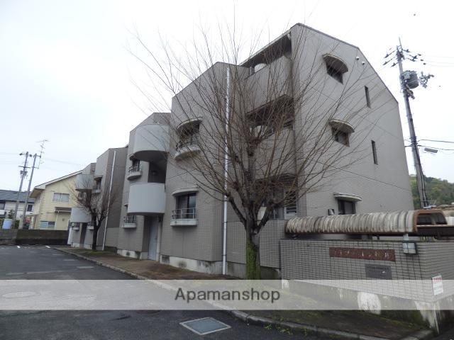 愛媛県今治市、伊予桜井駅徒歩8分の築23年 3階建の賃貸アパート