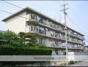 愛媛県今治市、波止浜駅徒歩11分の築40年 4階建の賃貸マンション