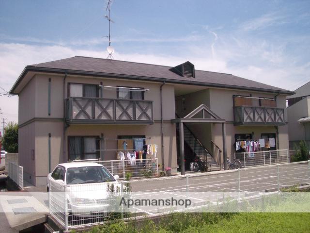 愛媛県今治市の築22年 2階建の賃貸アパート