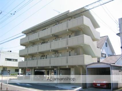 愛媛県今治市、伊予富田駅徒歩20分の築27年 4階建の賃貸マンション