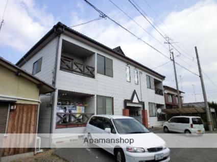 愛媛県今治市、伊予富田駅徒歩22分の築25年 2階建の賃貸アパート