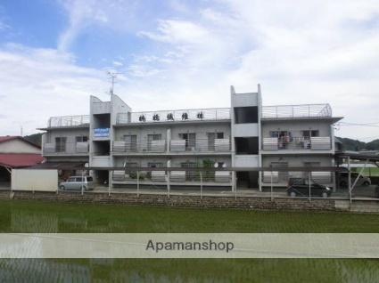 愛媛県今治市、大西駅徒歩20分の築44年 2階建の賃貸マンション