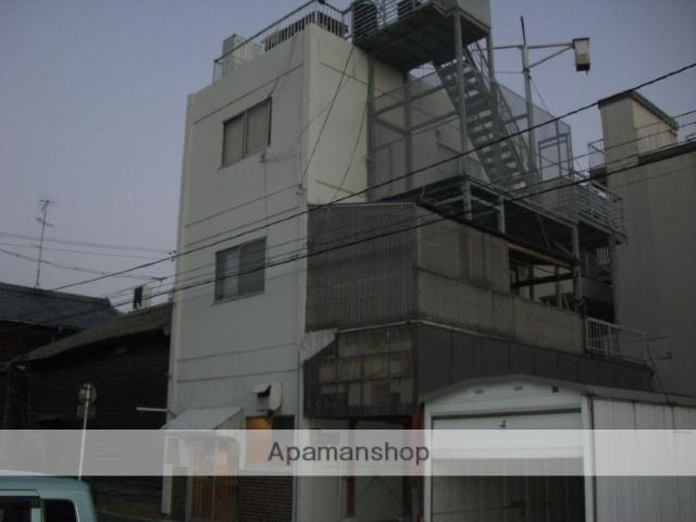 愛媛県今治市、今治駅徒歩17分の築28年 3階建の賃貸アパート
