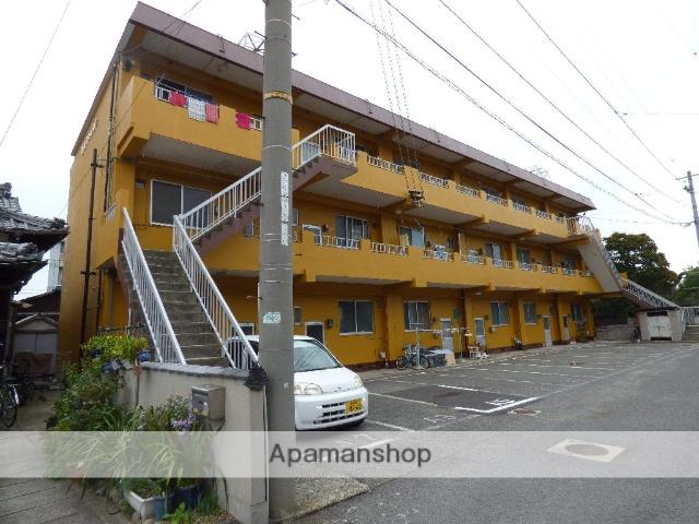 愛媛県今治市の築42年 3階建の賃貸マンション