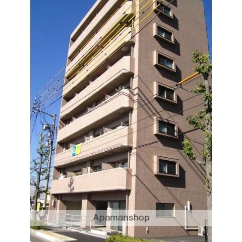 愛媛県東温市、梅本駅徒歩14分の築10年 8階建の賃貸マンション