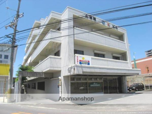 愛媛県松山市、土居田駅徒歩6分の築28年 5階建の賃貸マンション