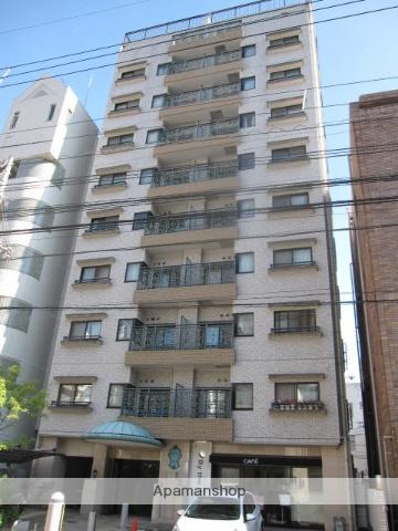 愛媛県松山市、大街道駅徒歩5分の築14年 11階建の賃貸マンション
