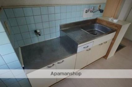 クィーンビル[2DK/36.45m2]のキッチン