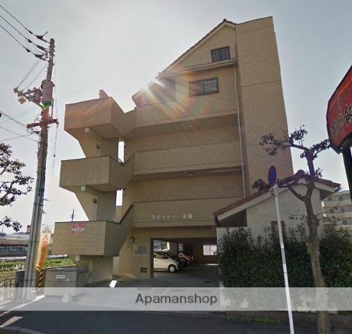 愛媛県松山市の築15年 4階建の賃貸マンション
