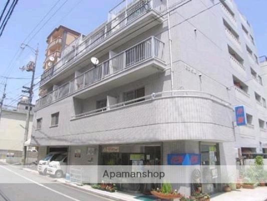 愛媛県松山市、古町駅徒歩7分の築28年 5階建の賃貸マンション