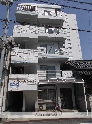 愛媛県松山市、古町駅徒歩7分の築30年 5階建の賃貸マンション