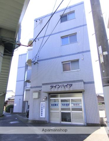 愛媛県松山市、土居田駅徒歩6分の築24年 4階建の賃貸マンション
