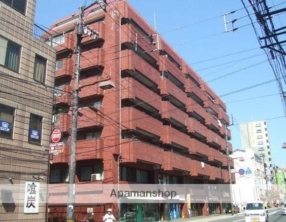 愛媛県松山市、大街道駅徒歩5分の築33年 8階建の賃貸マンション