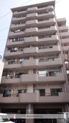 愛媛県松山市、松山駅徒歩11分の築28年 10階建の賃貸マンション