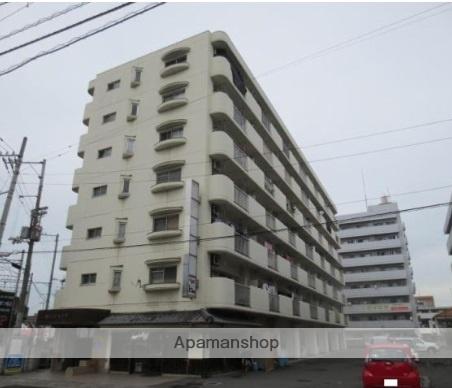愛媛県松山市、萱町6丁目駅徒歩2分の築31年 7階建の賃貸マンション