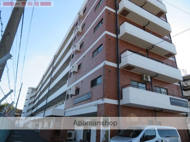 愛媛県松山市、衣山駅徒歩13分の築37年 6階建の賃貸マンション