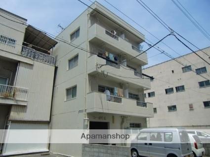 愛媛県松山市、土橋駅徒歩7分の築28年 4階建の賃貸マンション