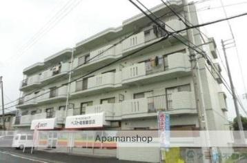 愛媛県東温市、梅本駅徒歩13分の築22年 4階建の賃貸マンション