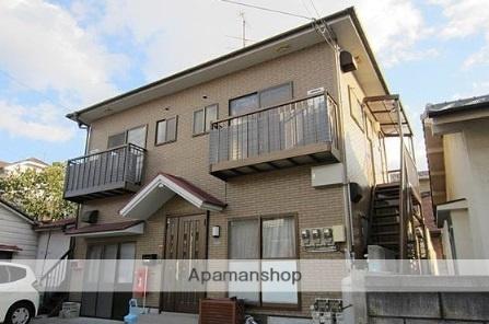 愛媛県松山市、三津浜駅徒歩8分の築17年 2階建の賃貸アパート