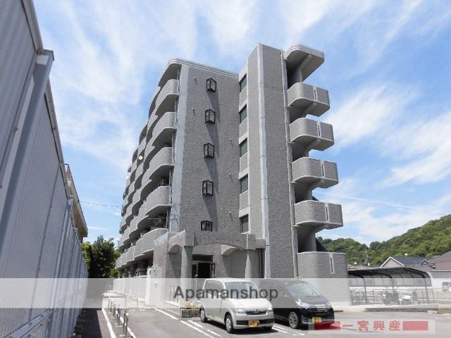 愛媛県松山市、山西駅徒歩39分の築12年 6階建の賃貸マンション